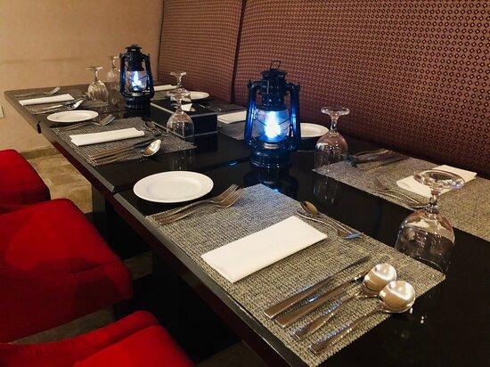Citrus All Day Dining Restaurant at Ramada Hotel & Suites by Wyndham Amwaj Islands