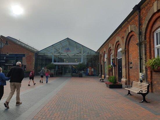 McArthurGlen Designer Outlet Swindon, September 2021