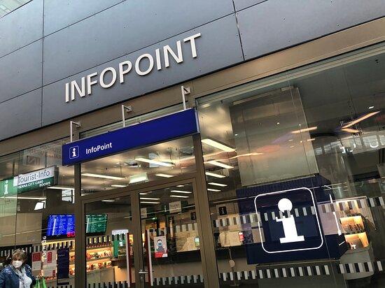 ÖBB Infopoint