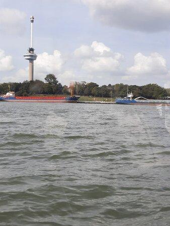 Rotterdam Land and Sea Splash Tour: DE euromast