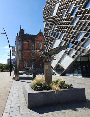 Cool looking building