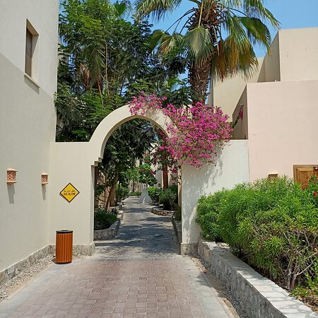 Emirate of Ras Al Khaimah, United Arab Emirates: Территория отеля