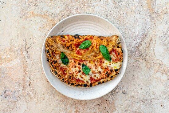 Half & Half Pizza
