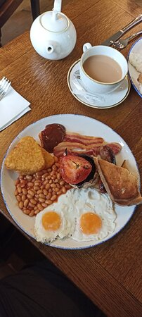 A great FULL ENGLISH