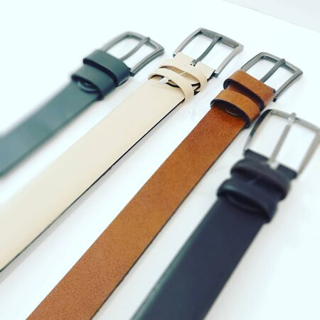 Leather Belts for women and men Variaty of leather and colours