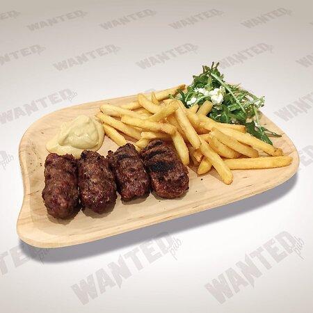 Naked sausagges