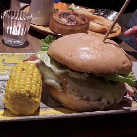 Big Cheesy Burger