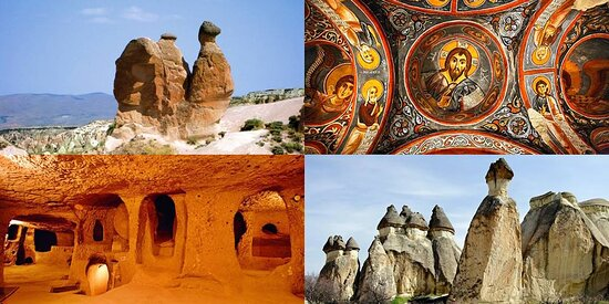 Don't miss your chance to have an experience of a lifetime in Cappadocia!