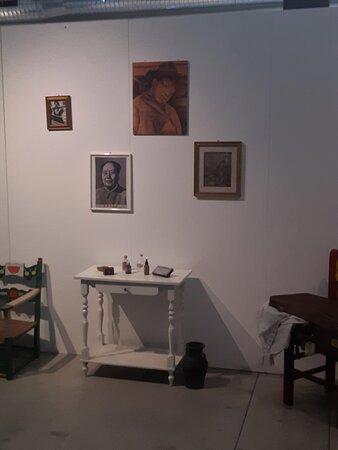 Il caos dentro - Frida Khalo - Fabbrica del Vapore - Milano.