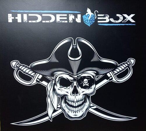 Hidden Box Escape
