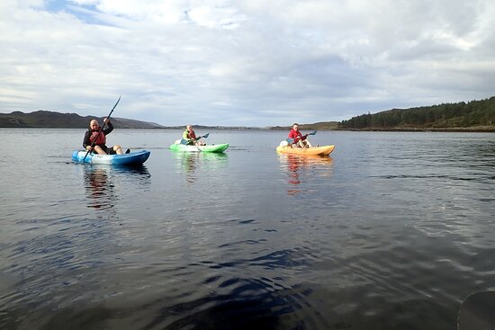 A fabulous day out with Ewe Canoe!