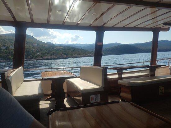 Simena Boat - Eser Kaptan