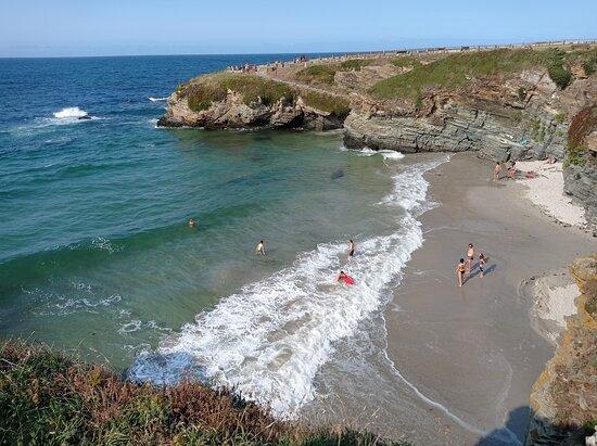 Praia Dos Castros