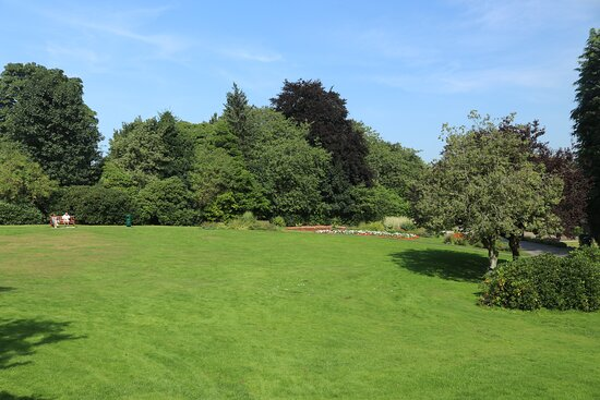 7.  Central Park, Haworth, West Yorkshire