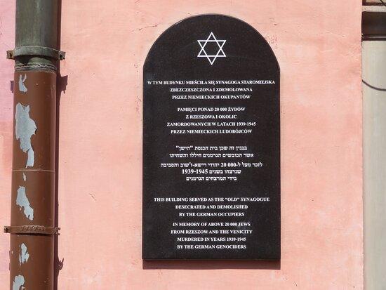 PL: Rzeszów; Altstätter Synagoge