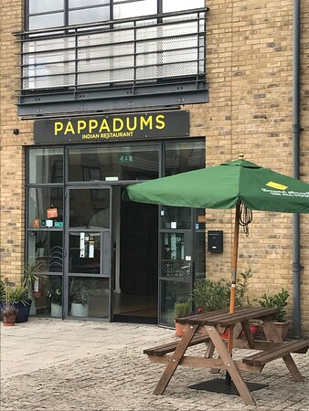New Look for Pappadums