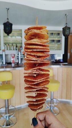 Spiral Fries