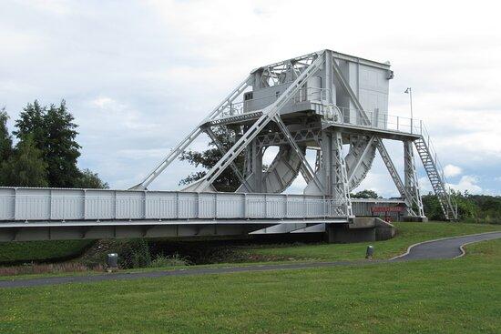 """Le """"vrai"""" pont de 1944"""