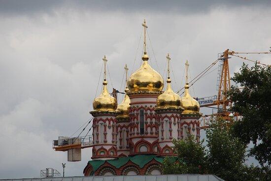 Храм Святого Николы на Берсеневке