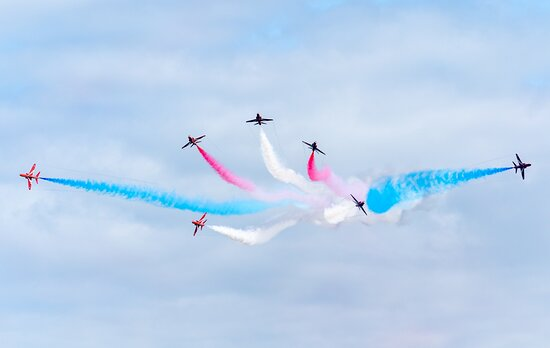 St Peter Port, UK: September one of the best times to go as the air show is on