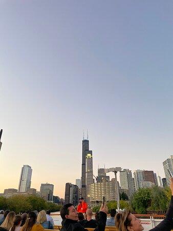 Foto Chicago Architecture River Cruise