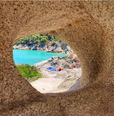 Paradise Beach Kavourotrypes