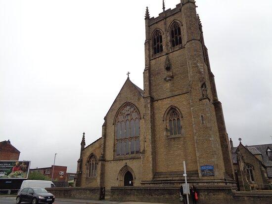 St Chad's Catholic Church, Manchester
