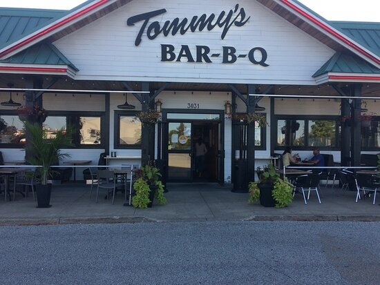 Tommy's new location