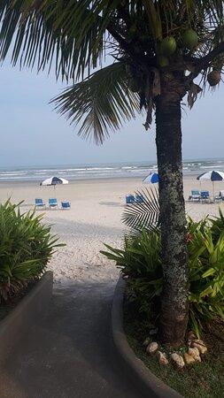 Vista do Hotel Costa do Sol