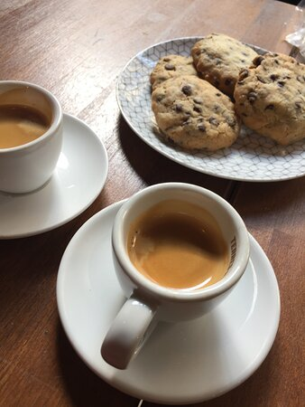 Coffee et cookies