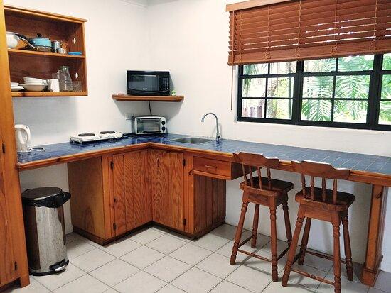 Signature studio kitchenette