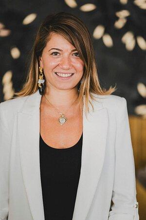 Rita Fuligna, directrice du restaurant