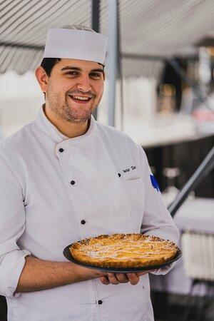 Dario Tosto, chef