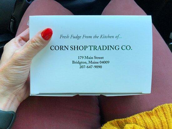Corn Shop Trading Co