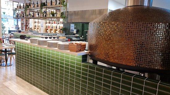 Vila Nova de Gaia, Portugal: Interno ristorante