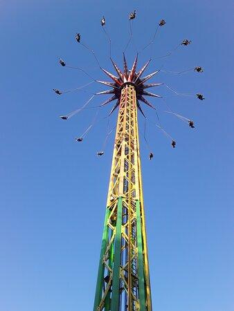 Sky Screamer - great breeze on a hot day!