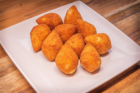 Coxinhas - Fried Chicken Balls