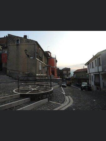 Sanza, Saleno