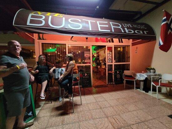 Nye Buster Bar