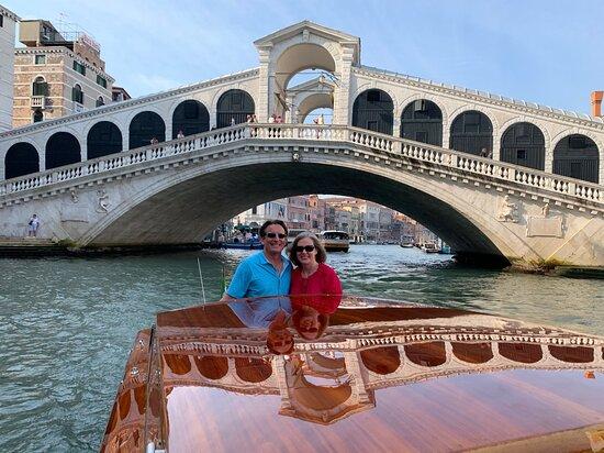 Private Hidden Venice & Grand Canal Boat Tour + Murano Glassblowing: Grand Canal - Rialto Bridge