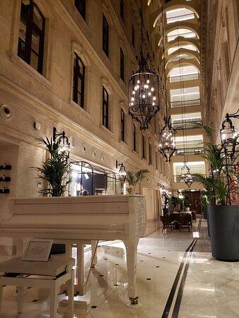Lobby / main floor hallway