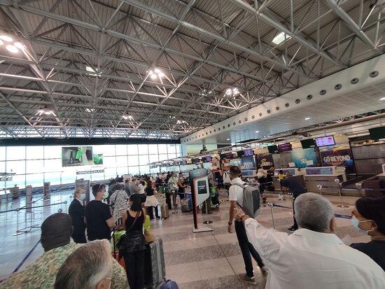 Milan, Italy: Malpensa Airport