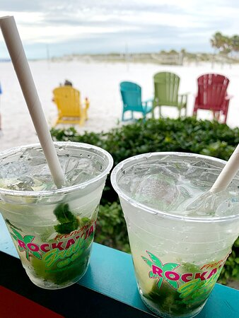 Delicious Drinks with an Amazing View!