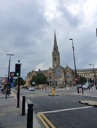 Great architecture along Neville Street