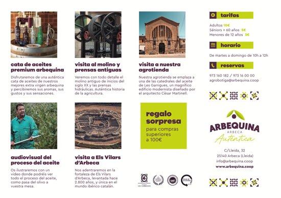 Arbeca, España: Descripción de la actividad