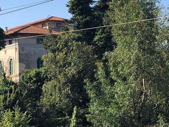Villa Mazzarosa Devincenzi