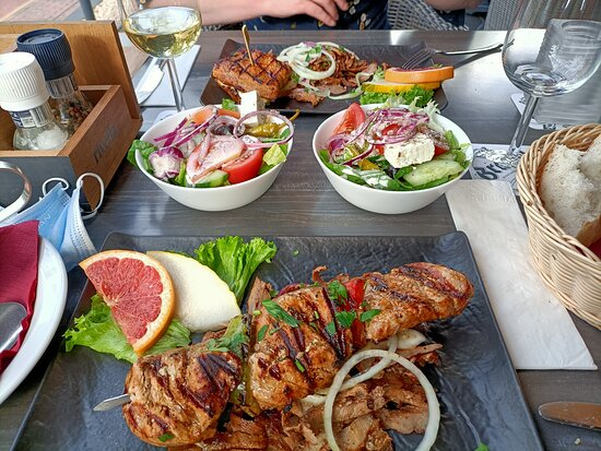 Grieks restaurant Parthenon  in Susteren