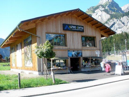 Alpine - Center Kandersteg