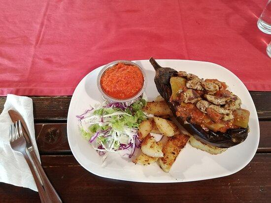 Amazing gluten free traditional food!!