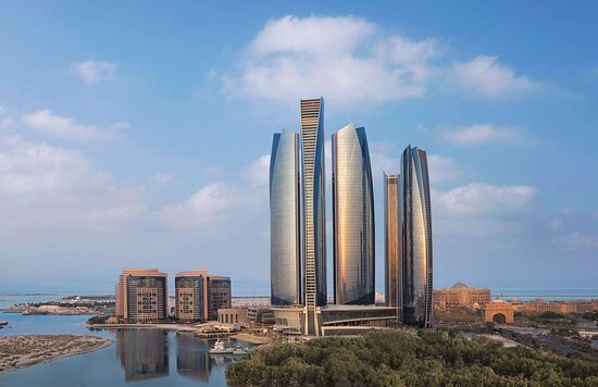 Conrad Abu Dhabi Etihad Towers